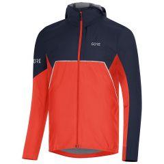 GORE® R7 Partial GORE-TEX INFINIUM Jacket Herren orange