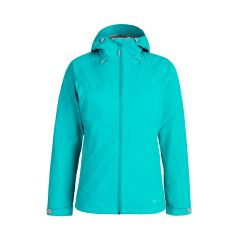 Mammut Convey 3 in 1 HS Hooded Jacket Damen türkis/grau
