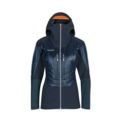 Mammut Eisfeld SO Hybrid Hooded Jacket Damen