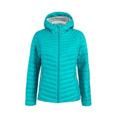 Mammut Convey IN Hooded Jacket Damen türkis