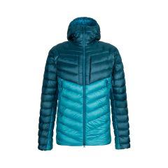 Mammut Broad Peak IN Hooded Jacket Herren blau