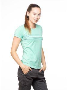 Chillaz Gandia Rope Ornament T-Shirt Damen grün