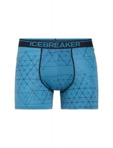 Icebreaker Anatomica Boxers Herren blau