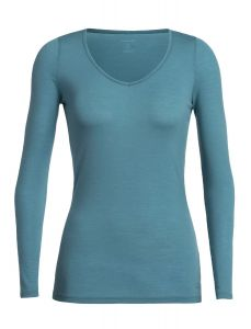 Icebreaker Siren Long Sleeve Sweetheart Damen