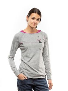 Chillaz Serles On The Rope Longsleeve Damen