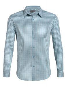 Icebreaker Compass Flannel LS Shirt Herren