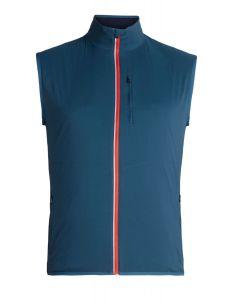 Icebreaker Tech Trainer Hybrid Vest Herren
