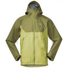 Bergans Letto V2 3L Jacket Herren grün