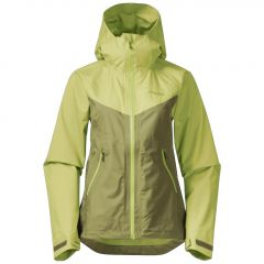Bergans Letto V2 3L Jacket Damen grün