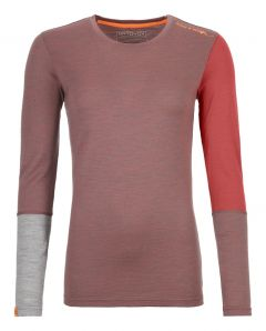 Ortovox 185 ROCK'N'WOOL LONG SLEEVE Damen