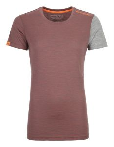 Ortovox 185 ROCK'N'WOOL SHORT SLEEVE Damen