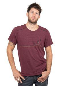 Chillaz Street Mountain Line T-Shirt Herren