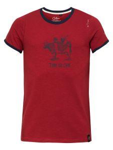 Chillaz Retro Cow T-Shirt Herren 20 Jahre Kollektion