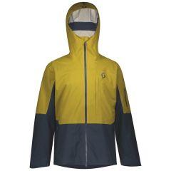 SCOTT Vertic 3L Jacket Herren gelb