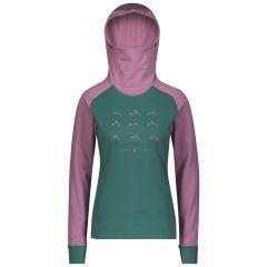 SCOTT Defined Mid Pullover Damen