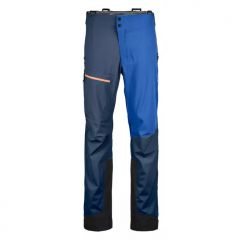 Ortovox 3L Ortler Pants Herren blau