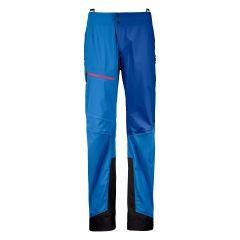 Ortovox 3L Ortler Pants Damen blau