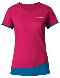 Vaude Sveit Shirt Damen pink