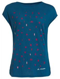 Vaude Tekoa Shirt Damen blau
