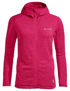 Vaude Croz Fleece Jacket II Damen pink