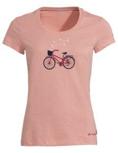 Vaude  Cyclist V T-Shirt Damen rosa