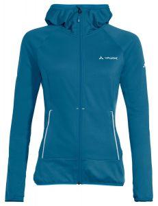 Vaude Tekoa Fleece Jacket II Damen blau