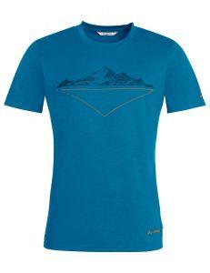 Vaude Tekoa Shirt II Herren blau