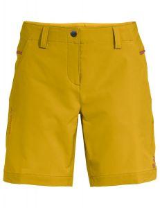 Vaude  Skomer Shorts III Damen gelb