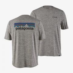 Patagonia Cap Cool Daily Graphic Shirt Herren grau