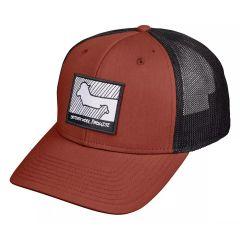 Ortovox WOOL PROMISE TRUCKER CAP orange