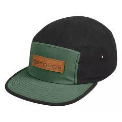 Ortovox VINTAGE LOGO CAP grün