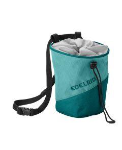 Edelrid Chalk Bag Monoblock blau