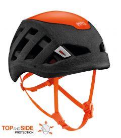 Petzl Sirocco Helm schwarz