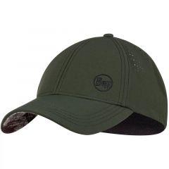 TREK CAP HASHTAG MOSS GREEN