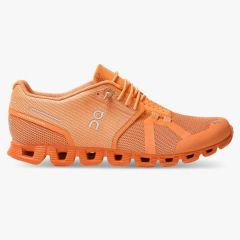On Cloud Monochrome Damen orange