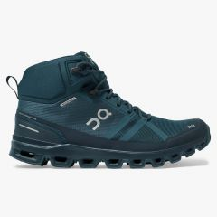 On Cloudrock Waterproof Herren blau