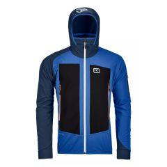 Ortovox Col Becchei Jacket Herren blau