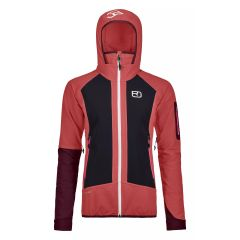 Ortovox COL Becchei Jacket Damen rot