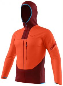 Dynafit TRAVERSE DST Jacket Herren orange