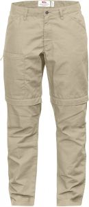 Fjäll Räven High Coast Trousers Zip-Off Damen