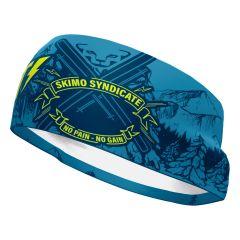 Dynafit GRAPHIC PERFORMANCE HEADBAND blau