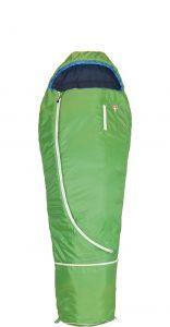 Grüezi Bag Biopod Wolle Kids World Traveller grün
