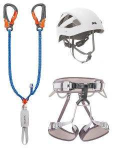 Petzl KIT Via Ferrata Eashook