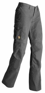 Fjäll Räven Karla Zip-Off Trousers Damen