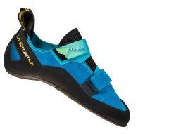 La Sportiva Aragon Kletterschuh blau