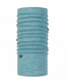 Buff LIGHTWEIGHT MERINO WOOL SOLID grün