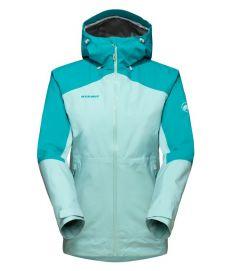 Mammut Convey Tour HS Hooded Jacket Damen türkis