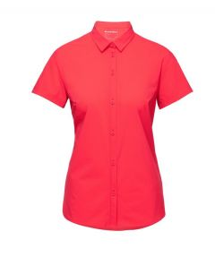 Mammut Trovat Light Shirt Damen rot