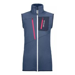 Ortovox FLEECE GRID VEST Damen