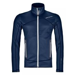 Ortovox FLEECE JACKET Herren blau